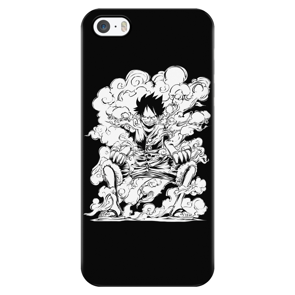 One Piece Luffy iphone case