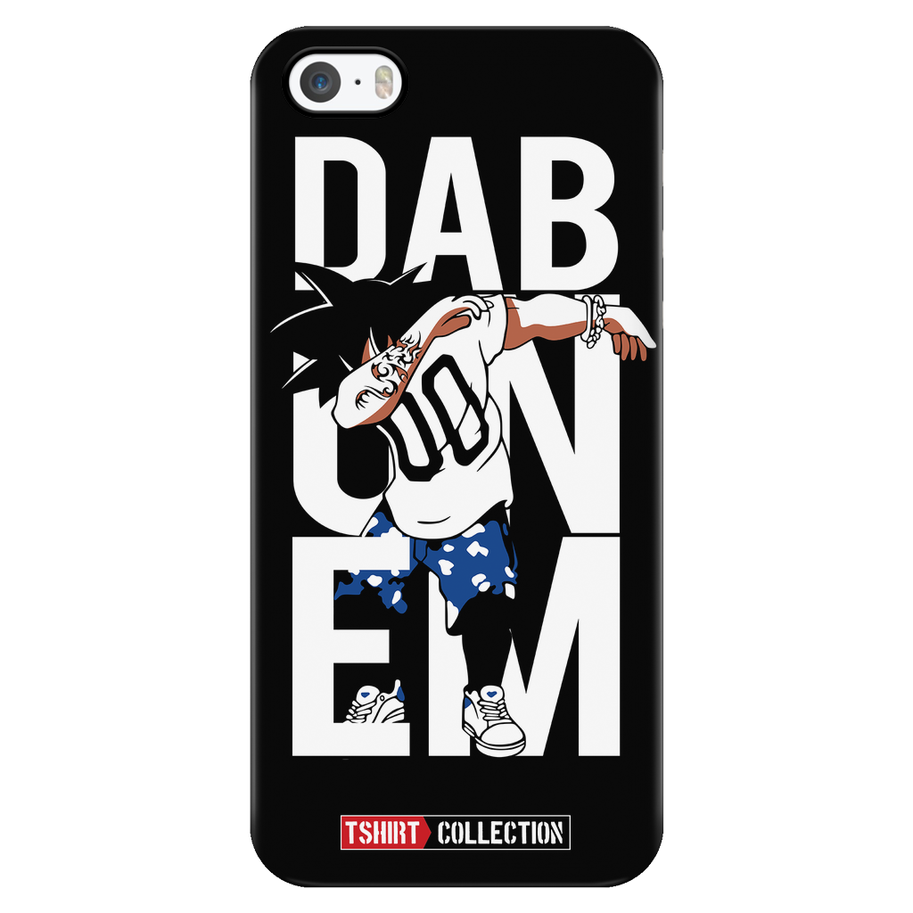 Super Saiyan Goku Dab Iphone Case - TL00495PC