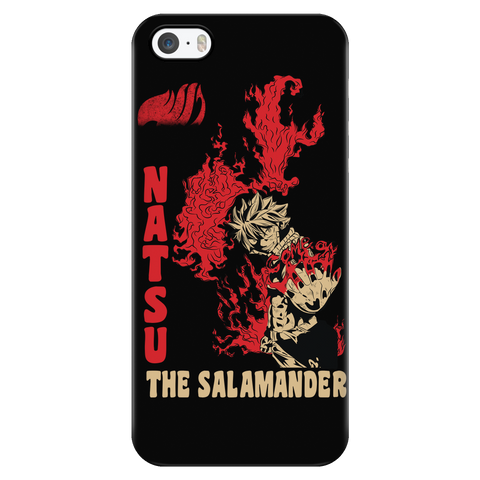 Fairy Tail - Natsu The Salamander - Iphone Phone Case - TL01125PC