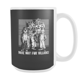 Super Saiyan Villians 15oz Coffee Mug - TL00055M5