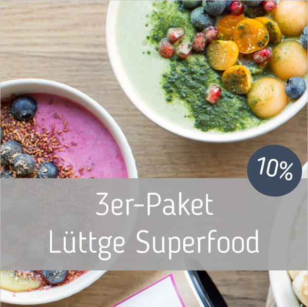 3er-Paket Superfood