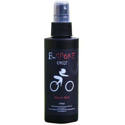 B-Spoke Muscle Rub 100ml