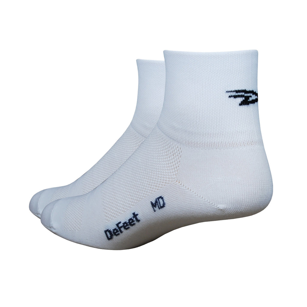 DeFeet Air-E-Ator D Logo Black