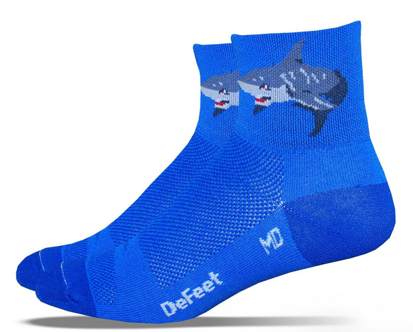 DeFeet Air-E-Ator Shark Attack