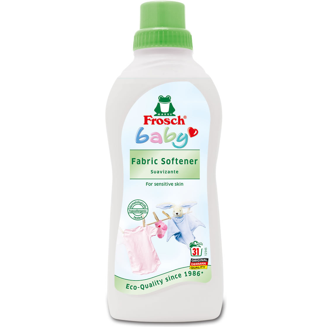 What Can I Use As A Natural Fabric Softener