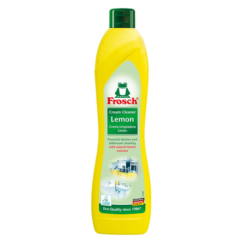 Lemon Cream Cleaner