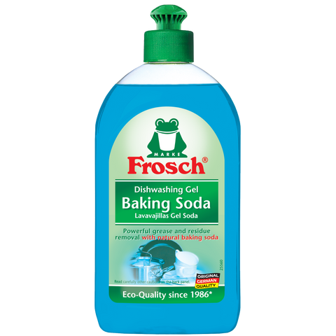 Baking Soda Washing-Up Gel