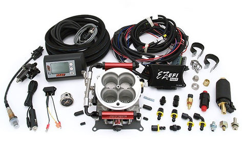 EZ-EFI - Self Tuning Fuel Injection System Master Kit w/ Inline Fuel Pump Kit