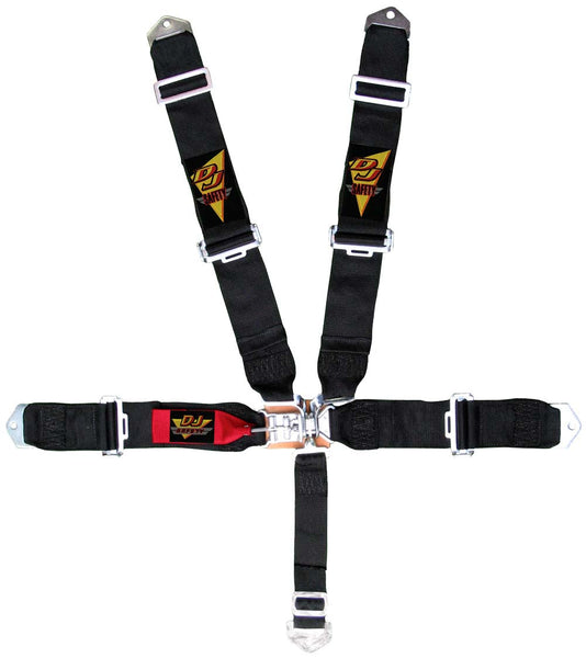 5 point Competition Harness 3""