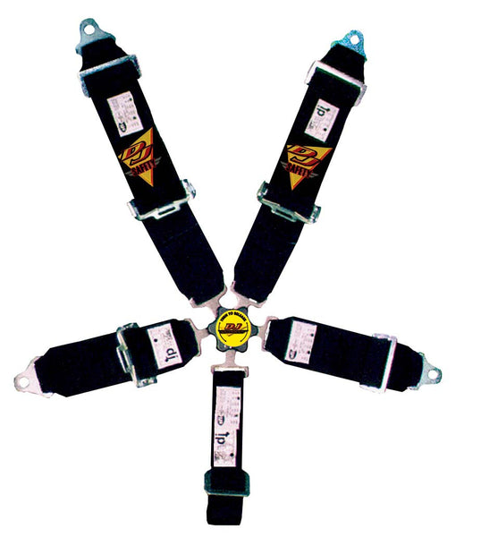 "5 point Competition Harness 3""  SFI 16-5"