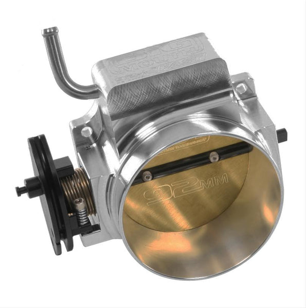 GM LS BIG MOUTH 92MM BILLET THROTTLE BODY W/ TPS & IAC