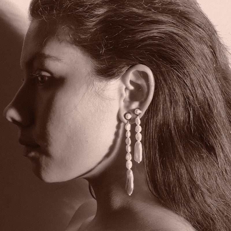 Short Emmanuelle Earrings