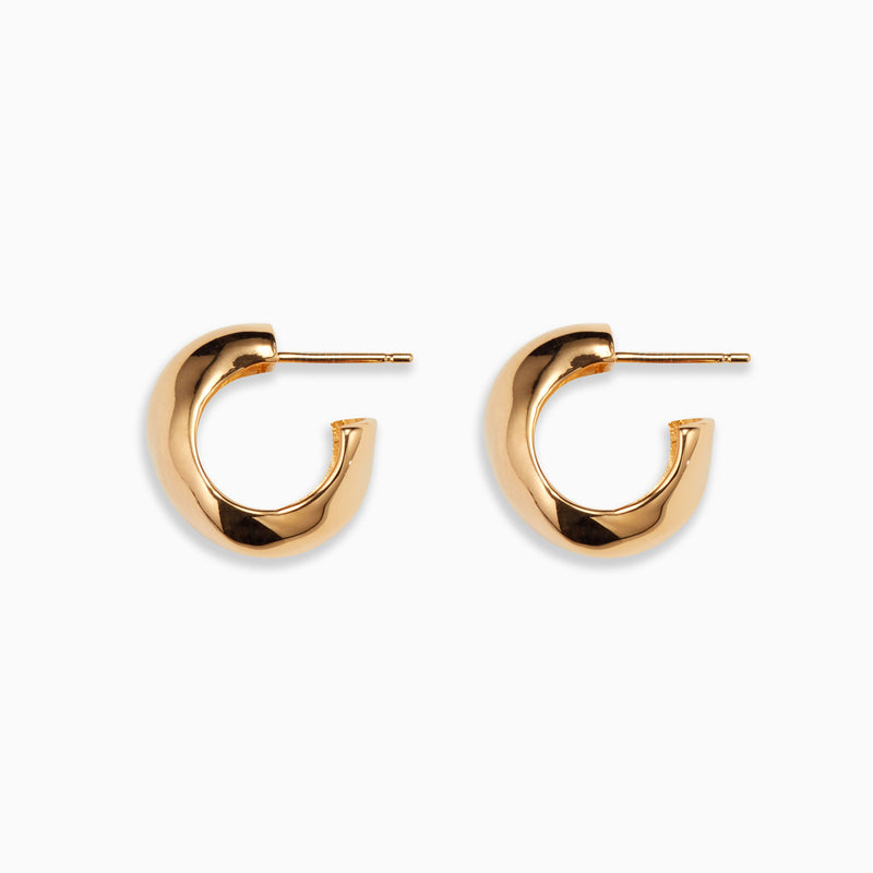 Small Celia Hoops