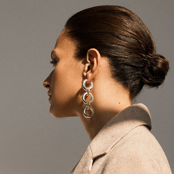 Long Ava Earrings