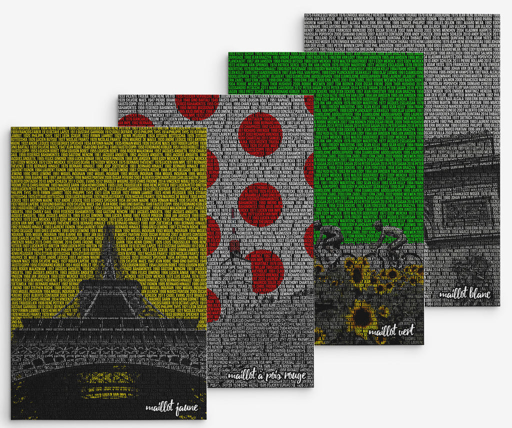 MAILLOT SERIES - TOUR DE FRANCE BUNDLE PACK