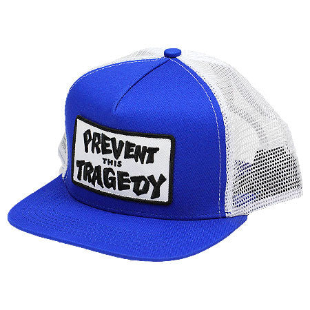 THR PREVENT THIS TRAGEDY SNAPBACK | BLUE |
