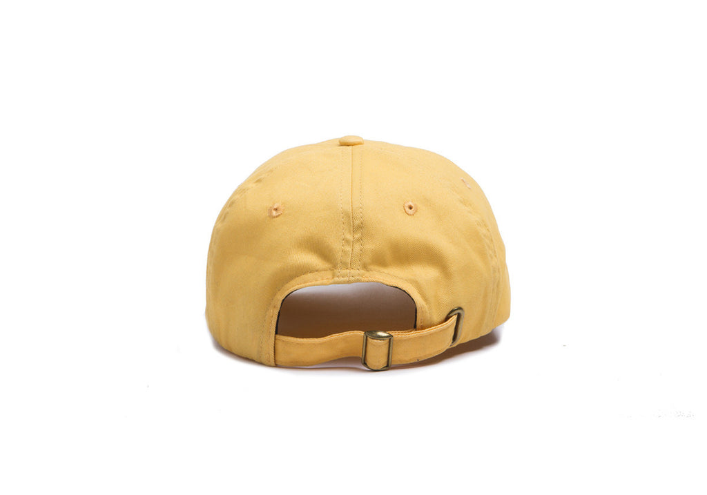 DIME CLASSIC 6 PANEL HAT | YELLOW |