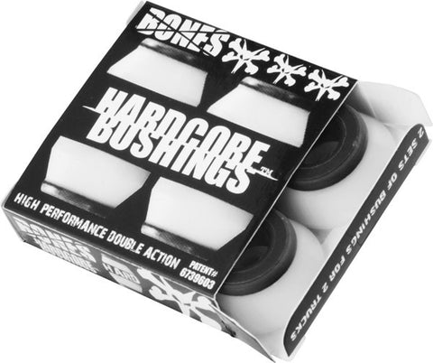BONES HARDCORE BUSHINGS HARD | WHITE |
