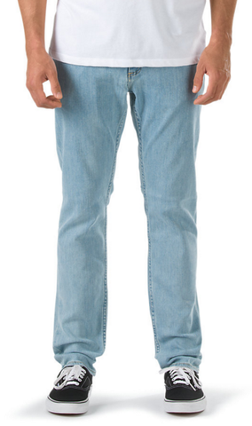 VS V46 TAPER JEAN | STURDY BLEACH INDIGO |