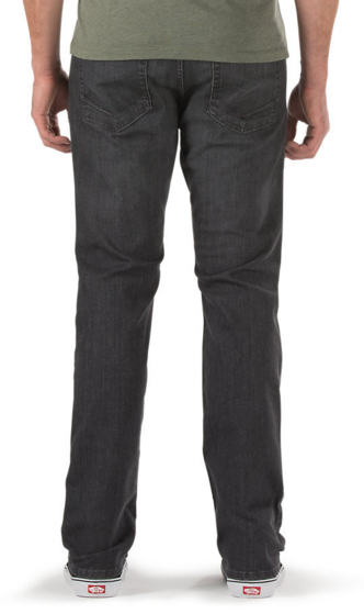 VS V56 STANDARD JEAN | WORN BLACK |