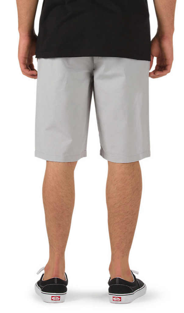 VS DEWITT SHORT | PEBBLE HEATHER |
