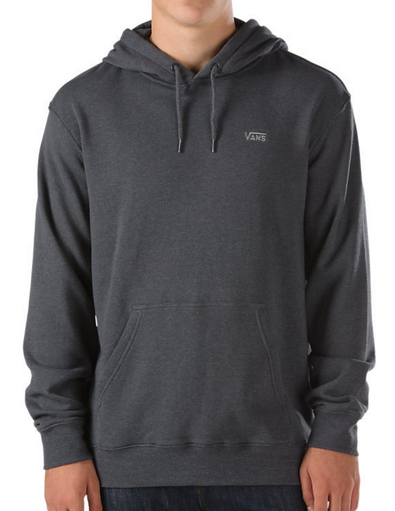 VS CORE BASIC PULLOVER HOODIE IV | GREY |
