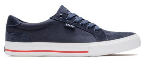 STF HUDSON | NAVY/WHITE/RED |