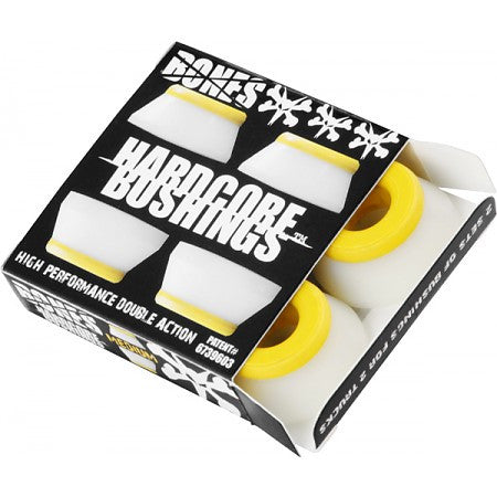 BONES HARDCORE BUSHINGS MEDIUM | WHITE |