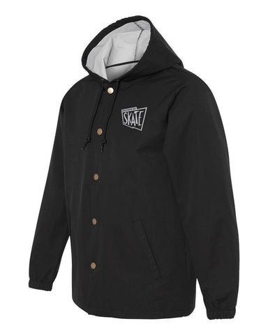 BDS OG WINDBREAKER HOOD | BLACK |