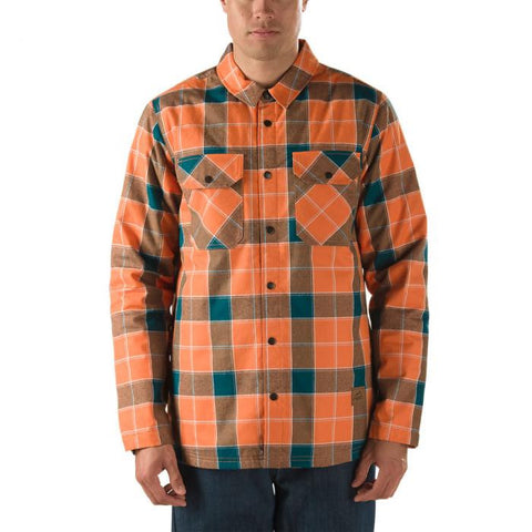 VS MR GAVIN JACKET | ORANGE |