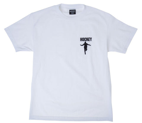 HOCKEY SILHOUETTE T | WHITE |