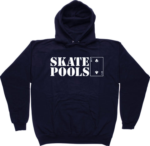 LOWCARD SKATE POOLS HOOD | NAVY |
