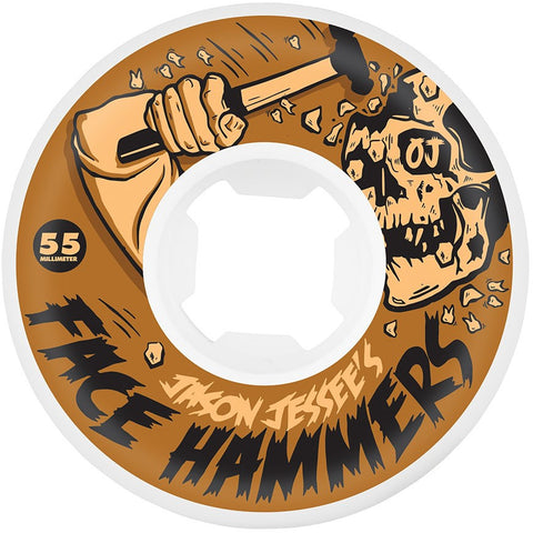 OJ WHEELS JESSEE FACE HAMMERS EZ EDGE 101A OJ | 55MM |
