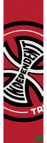 MOB INDEPENDENT TC RED SHEET | 9X33 |