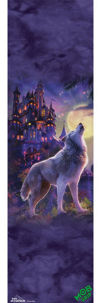 MOB THE MOUNTAIN WOLF CASTLE | 9X33 |