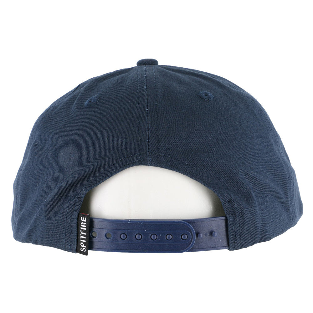 SF CARD MEMBER UNSTRUCTURED STRAPBACK HAT | NAVY |