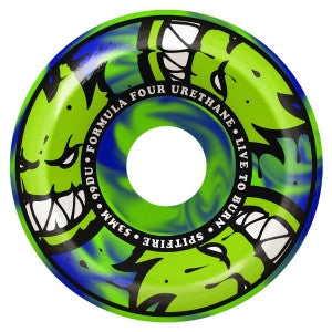 SF F4 AFTERBURNER CONICAL 99DU BLUE & GREEN | 53MM |