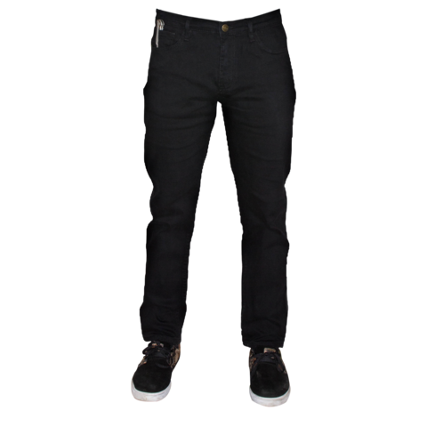 V4 HOBO PANTS | BLACK DENIM |