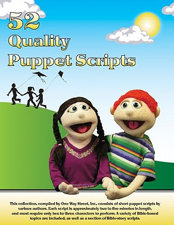 Puppets-Ministry-52-Quality Scripts