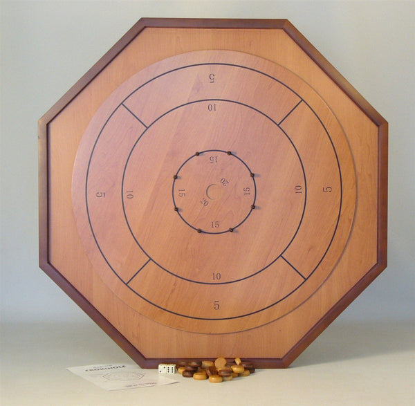 Family Game-Crokinole-Table Top