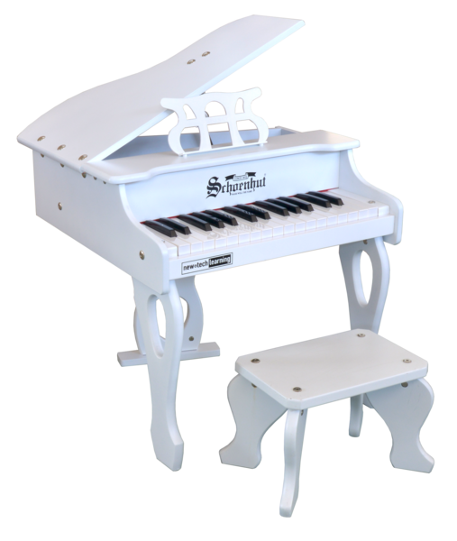 Musical Children-Grand Piano-30 Key-Digital Baby-Ages 3+-Schoenhut