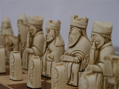 Chessmen-3.5 inch King-Isle of Lewis