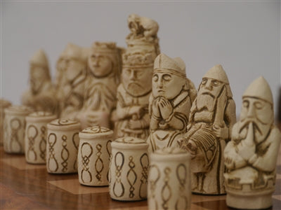 Chessmen-Medieval Germany