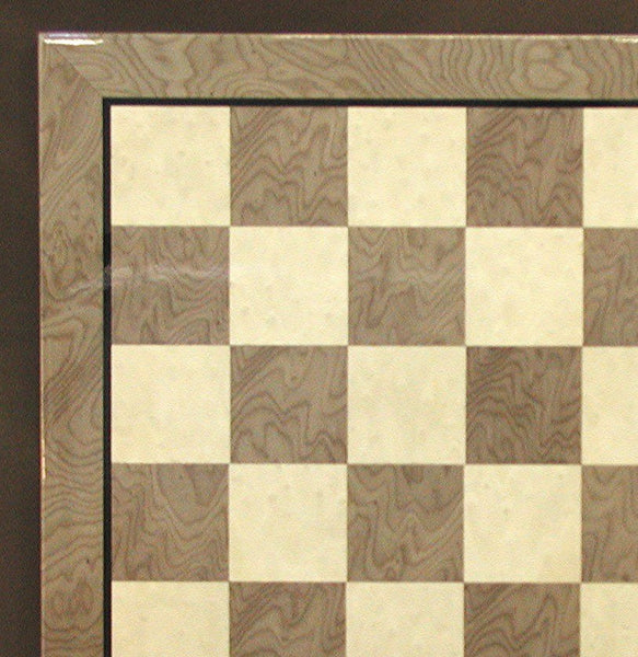 Briar Glossy Frameless Chessboard - Seasonal Expressions