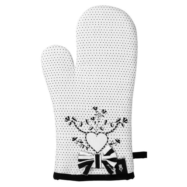 Set of 2 Ornament Oven Mitts by Miss Blackbirdy from Heritage Lace - Seasonal Expressions