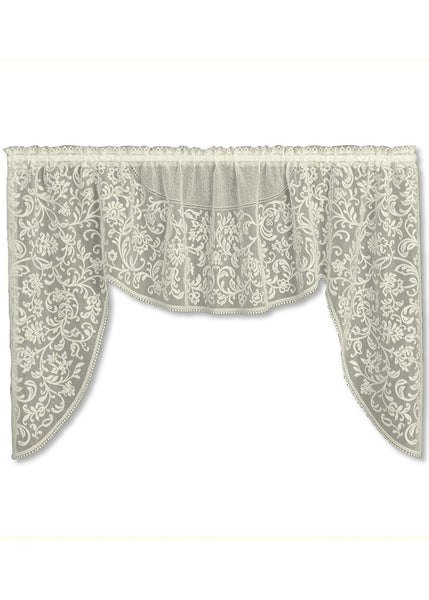 Curtains-Swag-72 x 38-Heritage Lace-Eloquence