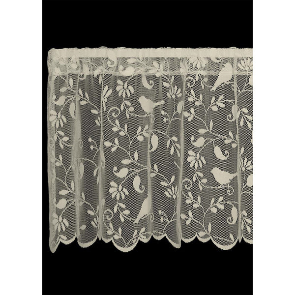 "Set of 2 Bristol Garden 60""x18"" Valances from Heritage Lace - Seasonal Expressions - 1"