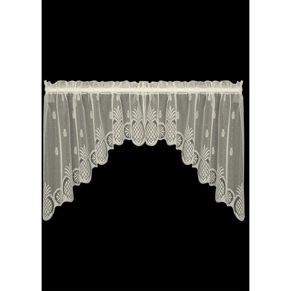 Curtains-Swag-Pair-72 x 30-Heritage Lace-Welcome