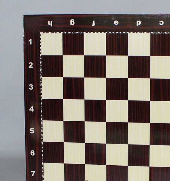 Wood Grain Decoupage Alpha Numeric Chessboard - Seasonal Expressions