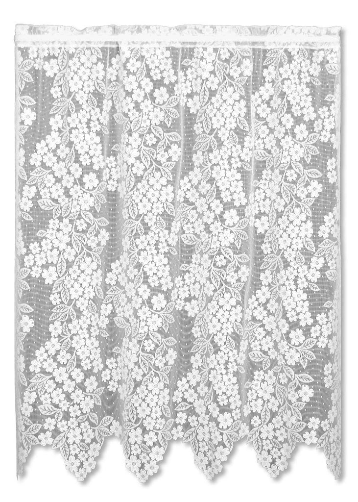 Dogwood Panel, Set of 2 Beautiful Window Coverings from Heritage Lace - Seasonal Expressions - 3